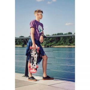 "Скейтборд Fish Skateboards Cruiser Catfish 28"" (красный)"