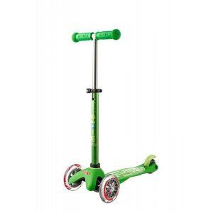 Самокат Mini Micro Deluxe Green (зеленый)