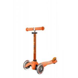 Самокат Mini Micro 3 in 1 Deluxe Orange (оранжевый)