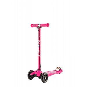 Самокат Maxi Micro Deluxe Pink T (розовый)