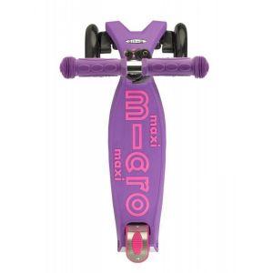 Самокат Maxi Micro Deluxe Purple T (фиолетовый)