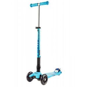 Самокат Maxi Micro Deluxe Bright Blue TF (голубой)