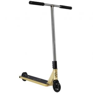 Трюковой самокат Native Stem Pro Scooter Saundezy Gold L size