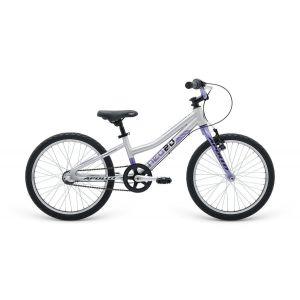 """Велосипед 20"""" Apollo Neo 3i girls фиолетовый/черный 2019"""