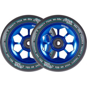 Колесо для трюкового самоката North Pentagon 120mm Pro Scooter Blue