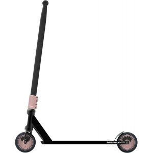 Самокат трюковой North Switchblade Pro Scooter Black-Rose Gold