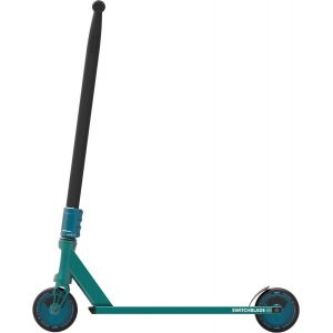 Самокат трюковой North Switchblade Pro Scooter Emerald-Teal