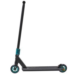 Самокат трюковой North Tomahawk Pro Scooter Black-Emerald