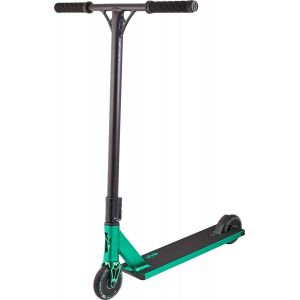 Самокат трюковой North Tomahawk Pro Scooter Emerald / Black