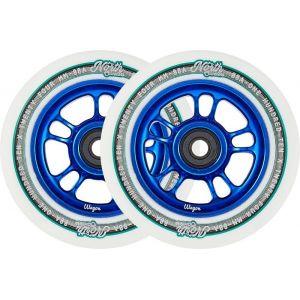 Колесо для трюкового самоката North Wagon 110mm Pro Scooter Wheel Blue