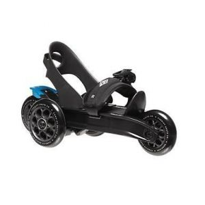 Роликовые коньки Cardiff Skate S2 (черный)