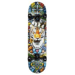 Скейтборд AREA HOLY TIGER