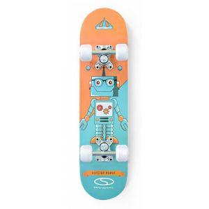 Скейтборд детский SMJ Sport CR2406A Robot
