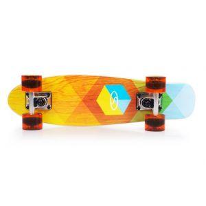 "Скейтборд Smj Sport Fishka Cube 22"" Fishboard"