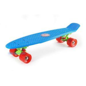 "Скейтборд RollerSurfer Promo Cruiser 22"" (синий)"