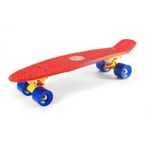 "Скейтборд RollerSurfer Promo Cruiser 22"" (красный)"