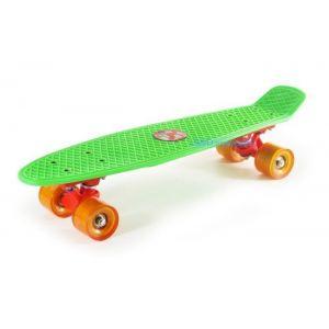 """Скейтборд RollerSurfer Promo Cruiser 22"""" (зеленый)"""