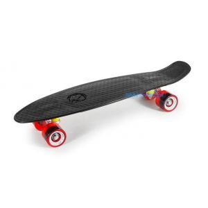 "Скейтборд RollerSurfer Urban Cruiser 24"" (черный)"