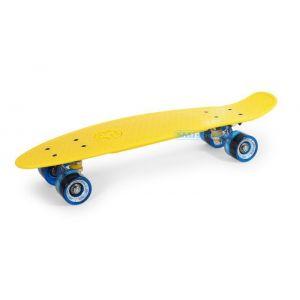 "Скейтборд RollerSurfer Urban Cruiser 24"" (желтый)"