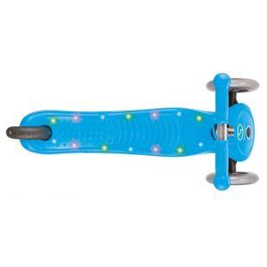Самокат Globber Primo Starlight (голубой)