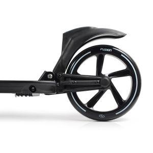 Самокат SMJ Sport K2 Fusion black (черный)