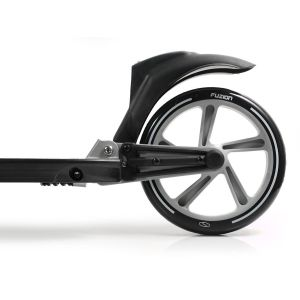 Самокат SMJ Sport K2 Fusion grey (серый)