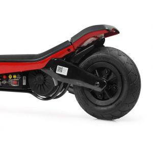 Электросамокат CityBug Fun E-Scooter (красный)