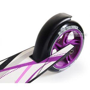 Самокат SMJ Sport NL-180 (фиолетовый)