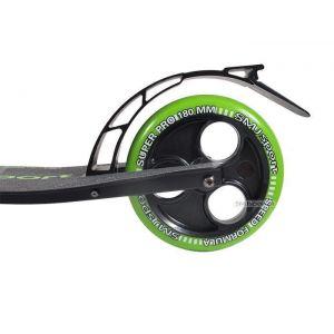 Самокат SMJ Sport NL-230 (зеленый)