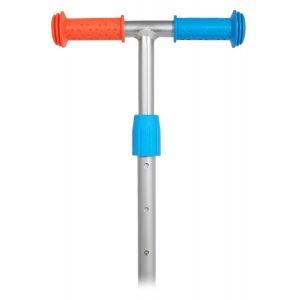 Самокат Smj Sport Explore WG04 (оранжево-голубой)