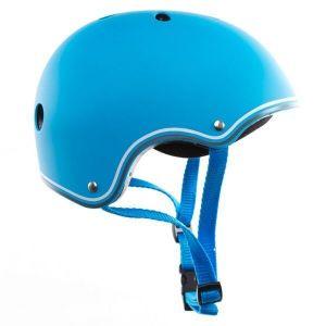 Шлем защитный Globber (голубой)