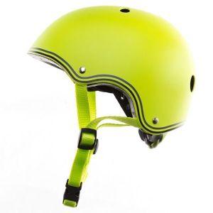 Шлем защитный Globber (зеленый)