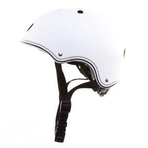 Шлем защитный Globber (белый)