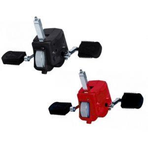 Съемные педали для беговела JD Bug (черный)