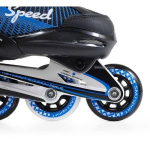 Ролики SMJ Sport Speed Boy (синий)
