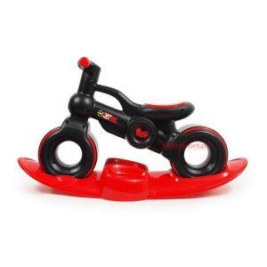 Беговел TCV Baby Ride On V100B (черный) с подставкой