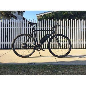 "Электровелосипед 28"" Populo Sport Electric V3 (черный)"