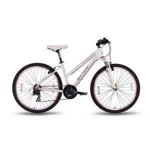 "Велосипед 26"" Pride Stella (бело-розовый) 2016"