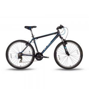Велосипед 26'' Pride XC-2.0 черно-синий матовый 2016