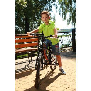 Велосипед Puky Crusader 24-8 Alu light black (черный)