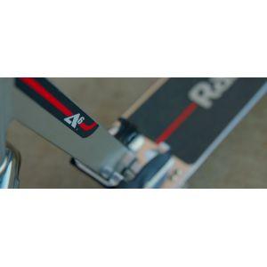 Самокат Razor A6 (серебристый)