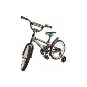 Велосипед детский Lerock RX16 Boy (черный)