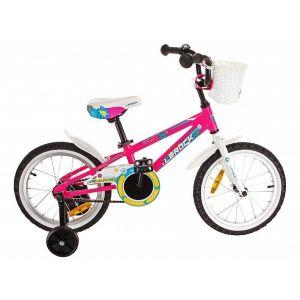 Велосипед детский Lerock RX16 Girl (розовый) УЦЕНКА