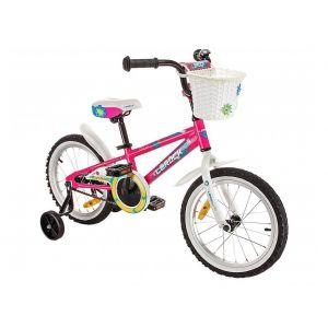 Велосипед детский Lerock RX16 Girl (розовый)