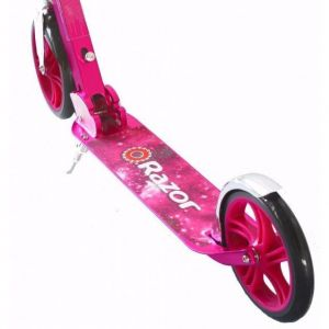 Самокат Razor A5 Lux (розовый)