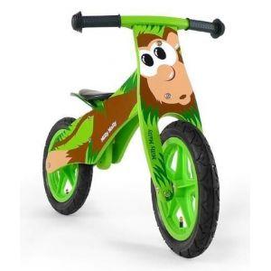 Беговел Milly Mally Duplo Monkey (зеленый)