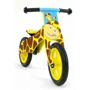 Беговел Milly Mally Duplo Giraffe (желтый)