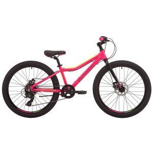"""Велосипед 24"""" Pride Frida 4.1 розовый 2019"""