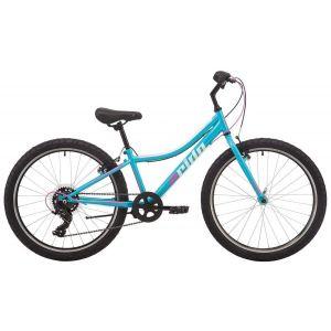 """Велосипед 24"""" Pride Lanny 4.1 бирюзовый 2019"""
