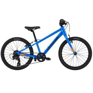 "Велосипед 20"" Cannondale Quick Boys OS 2021 ELB (синий)"